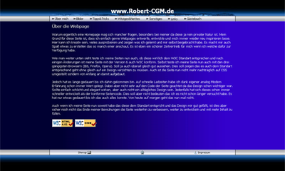 Webseite Robert-GCM in Version 06